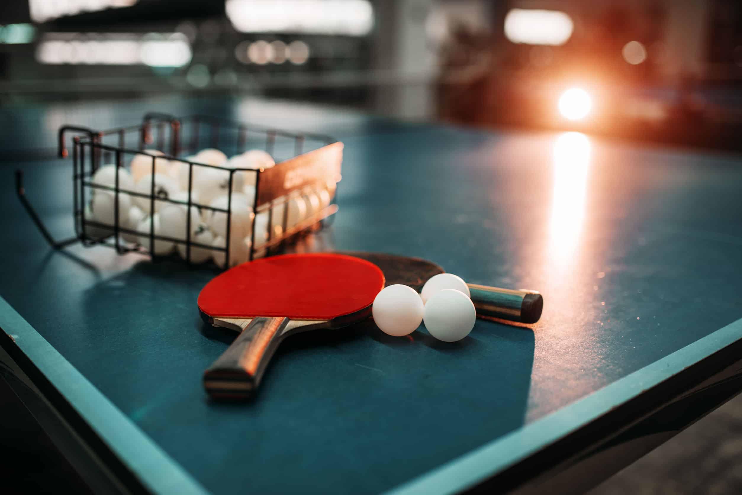 Mesa de ping pong: ¿Cuál es la mejor del 2020?