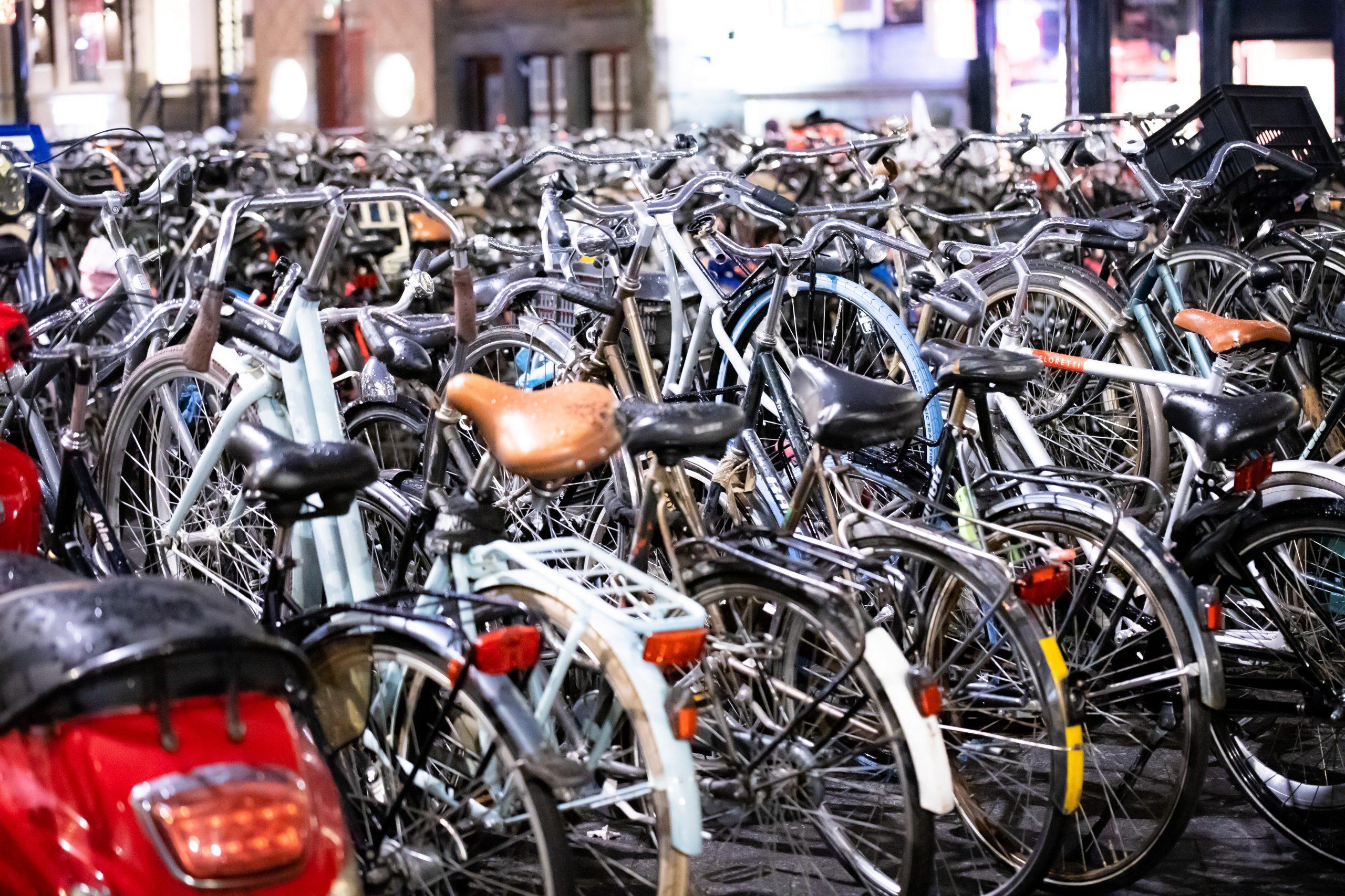 Bicicletas de aluminio en rodado 26.
