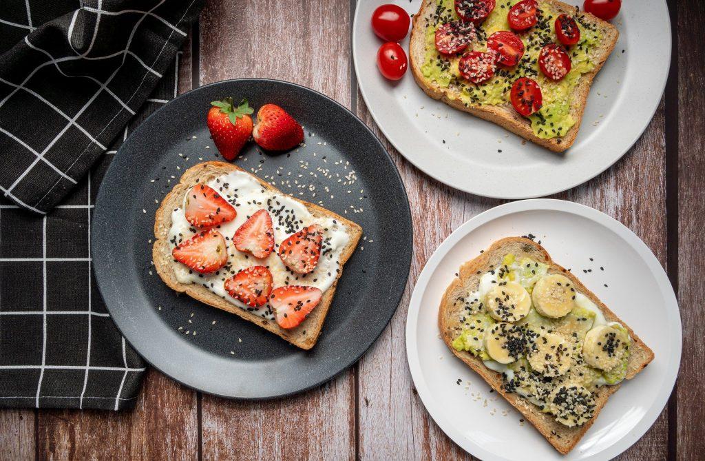 desayuno con chia