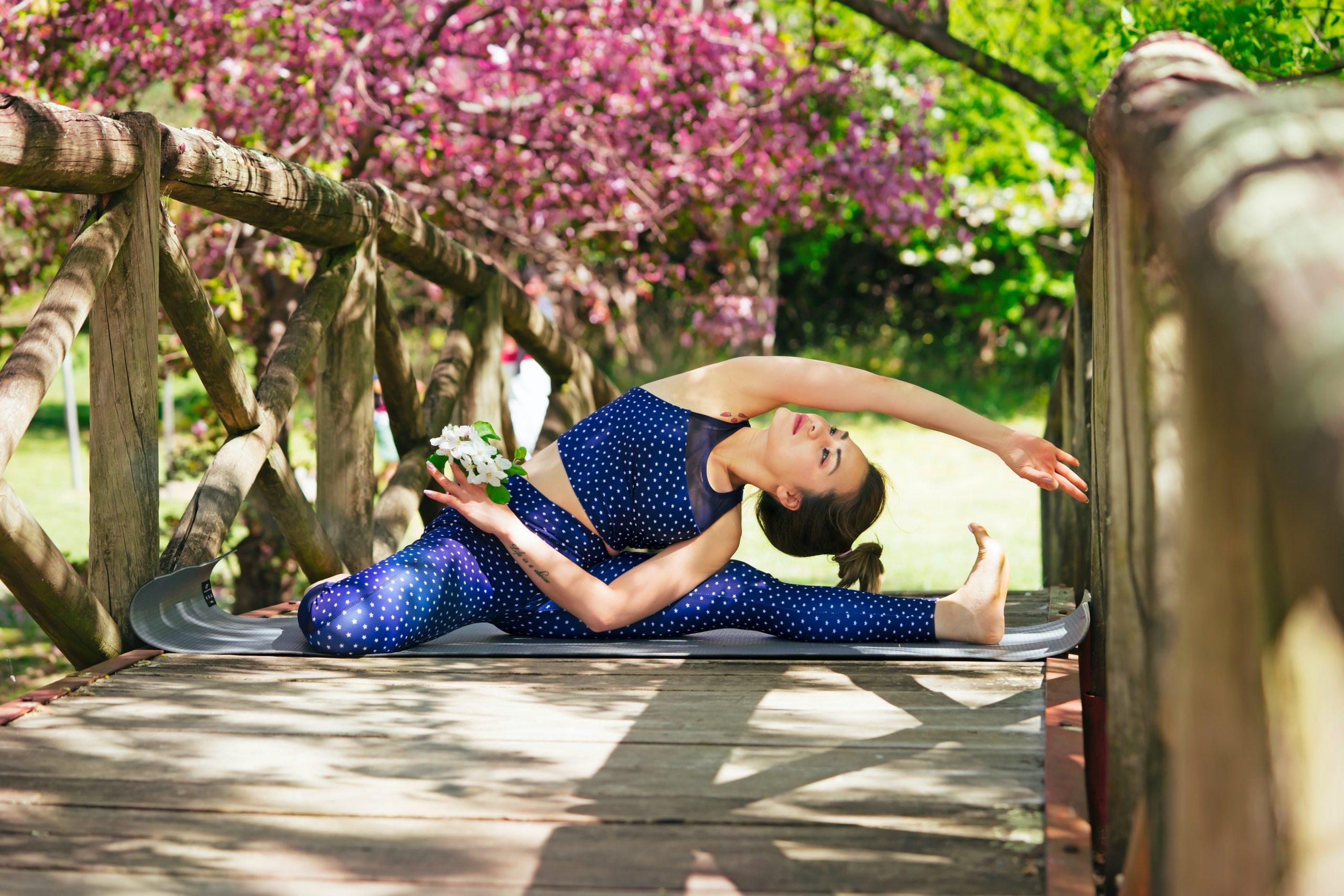 yoga en puente