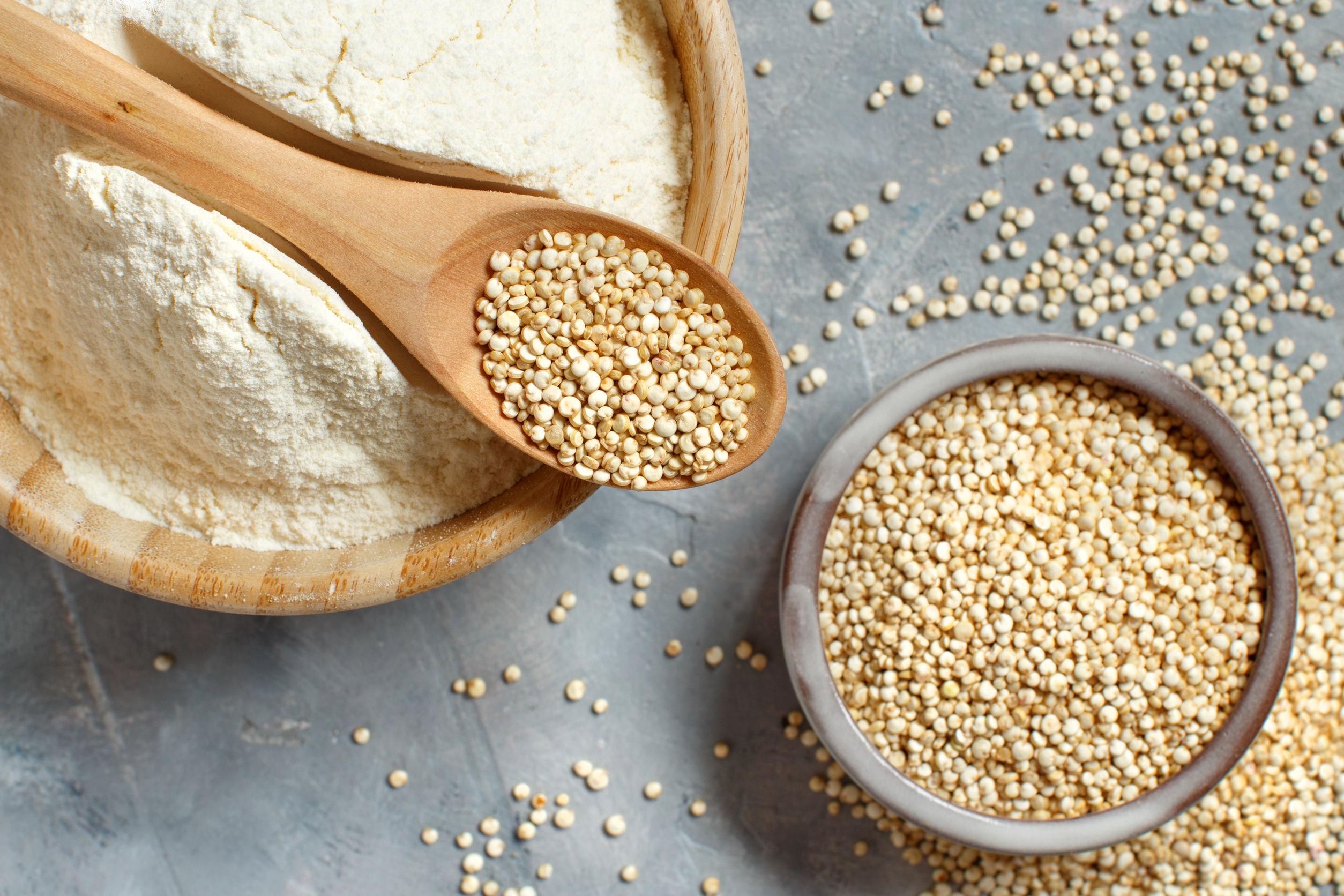 Harina de quinoa: ¿Cuál es la mejor del 2021?