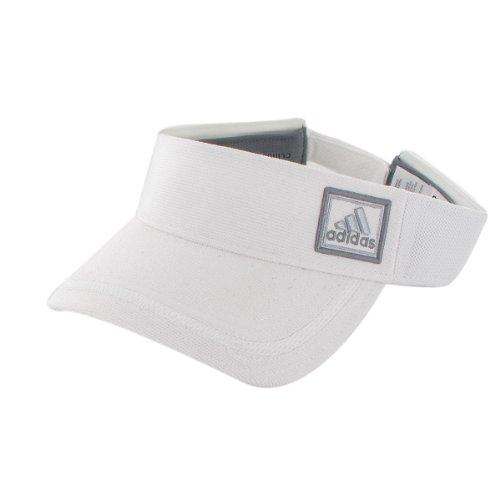 Adidas Men 's Prospect Visera, Blanco/Blanco, Una Talla