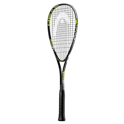 HEAD Cyber Edge 195 - Raqueta de Squash para Principiantes, con Cabeza preencordada