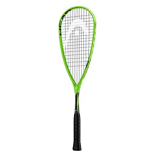 HEAD Extreme 135 - Raqueta de Squash (Cabeza precordada)