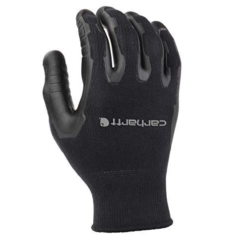 Carhartt Guantes Pro Palm C-Grip para Hombre, Color Negro, Talla S