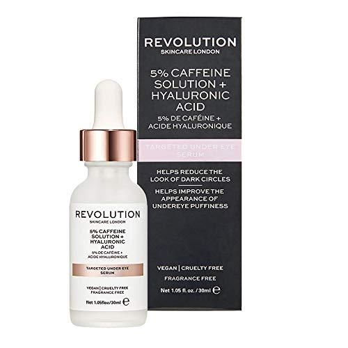 Serum contorno de ojos reductor ojeras 5% cafeína, Revolution Skincare