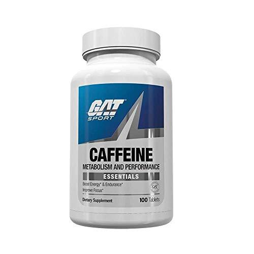 GAT SPORT Essentials Caffeine New Protein Drink, 1 Pound