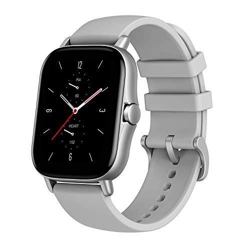 Amazfit GTS 2 Smartwatch con Alexa Incorporado, Pantalla AMOLED de 1,6 Pulgadas