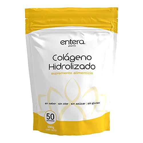 Entera | Colágeno Hidrolizado, 500g