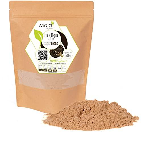 Maca Negra - Orgánica (500 g)