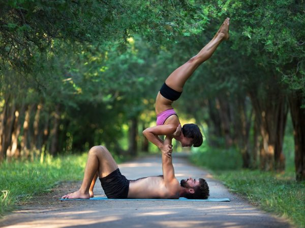 Ejercicios de equilibrio: su importancia para la musculatura