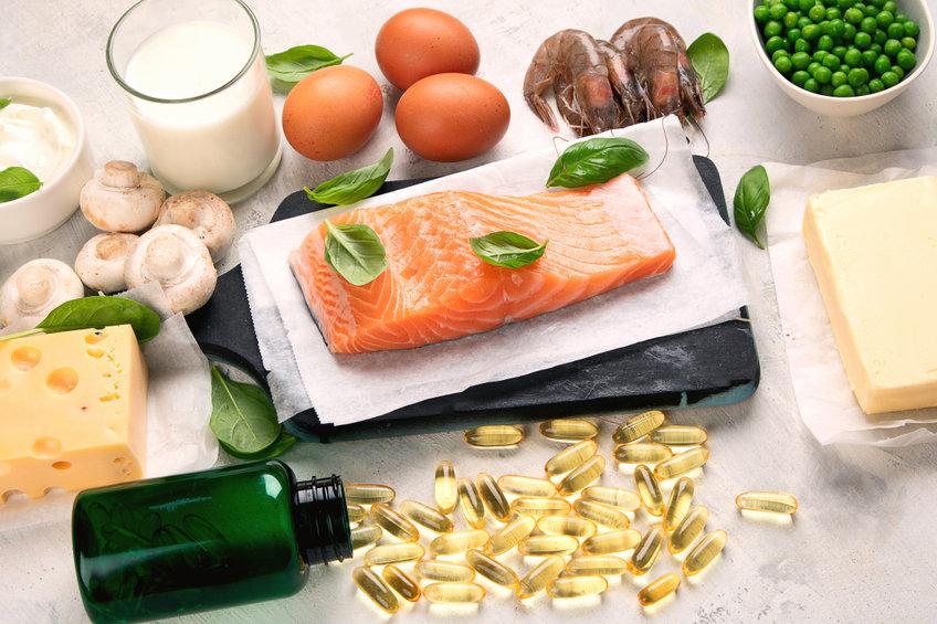 Comida rico en vitaminas