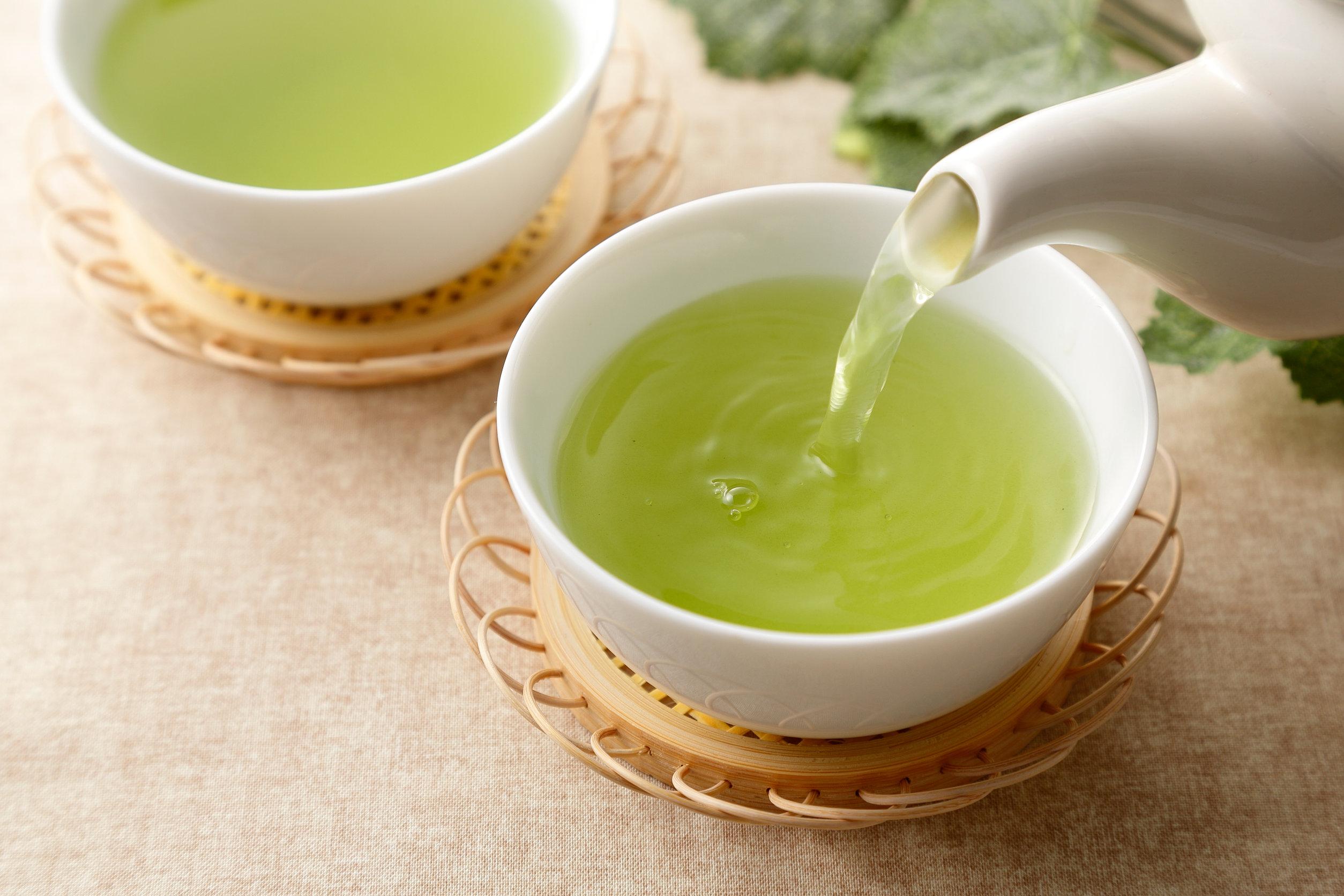 ¿Cuáles son los beneficios de ingerir el té verde?