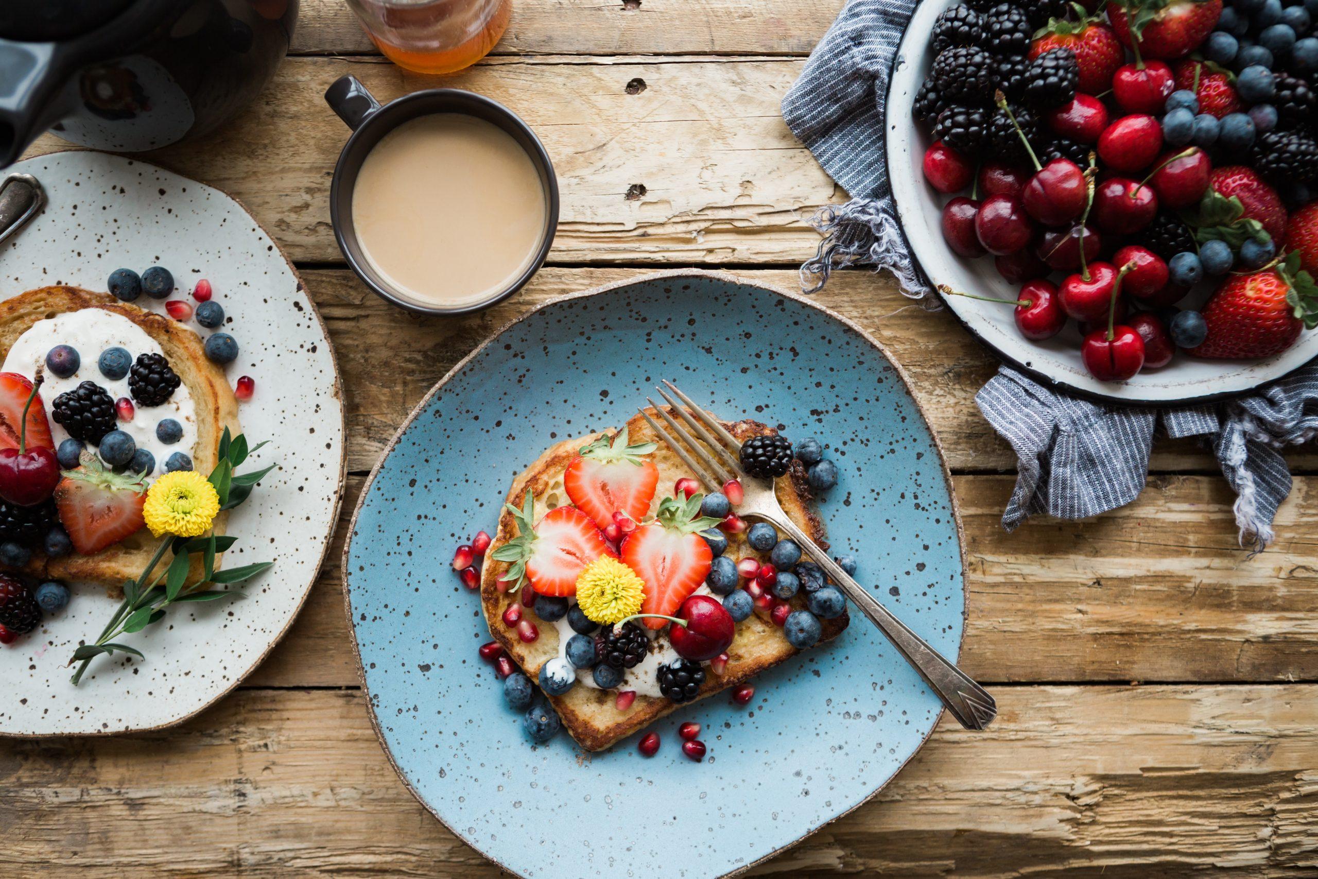 ¿Qué desayunar antes de hacer ejercicio?
