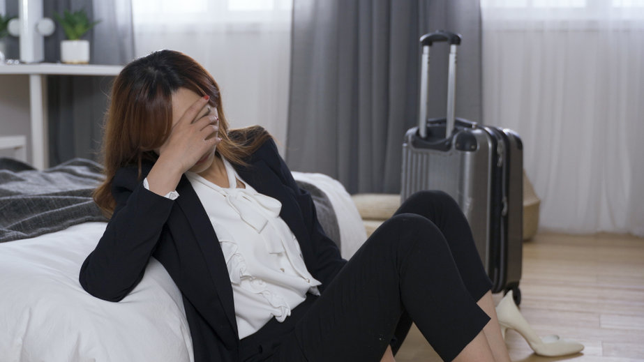 Agotamiento y estrés