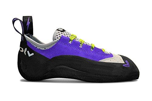Evolv Nikita Climbing Shoe - Women's Violet/Gray 5