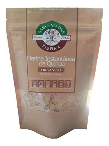 Harina De Quinoa Orgánica 250Gr