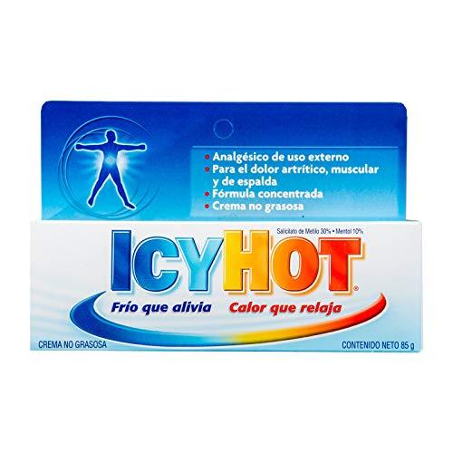 Icy Hot Analgésico Muscular en Tubo 85 Gr