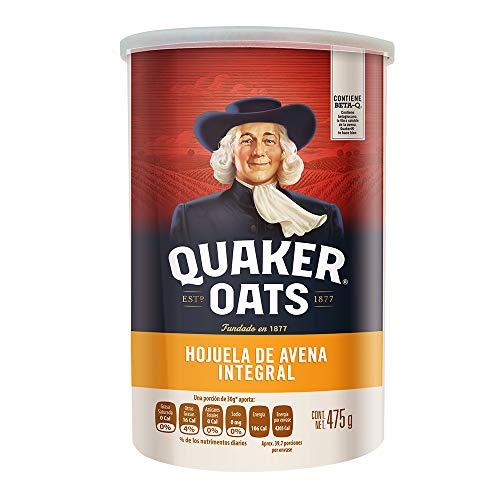 Quaker, Avena Quaker Old Fashion 475gr, 475 gramos