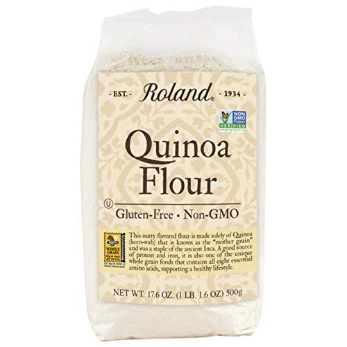 Roland Harina de Quinua Sin Gluten - 500 g
