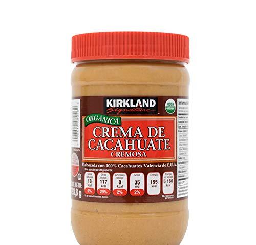 Crema de Cacahuate Cremosa Orgánica 1.58 kg - Tierra de Colores
