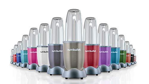 NutriBullet NB9-1301RG Pro - 13 unidades, oro rosa, 900 W