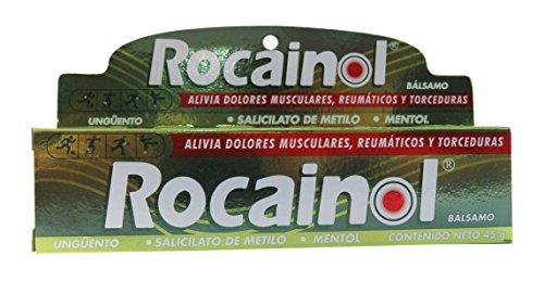 Rocainol Balsamo, 45gramos