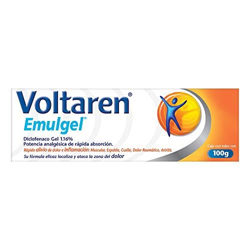 Voltaren Gel Emulgel Triple Efecto 100g Diclofenaco 1.16%
