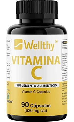 VITAMINA C (90 cápsulas)
