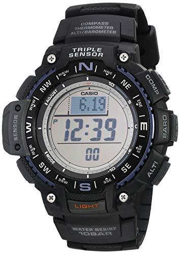 Casio SGW-1000-1ACF Reloj Casio SGW-1000-1ACF Digital Negro for Unisex Adulto, Negro, Unisex