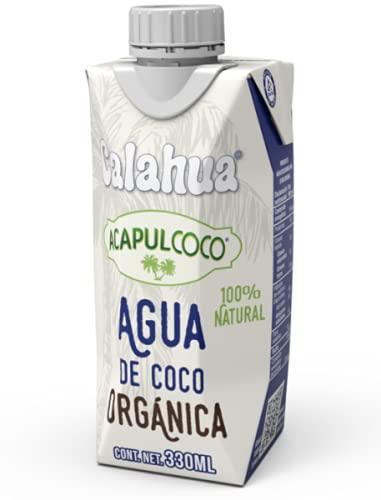 Acapulcoco orgánico, 18 de 330 ml