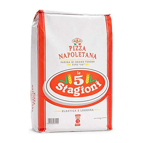Le 5 Stagioni Pizza Napoletana italiana
