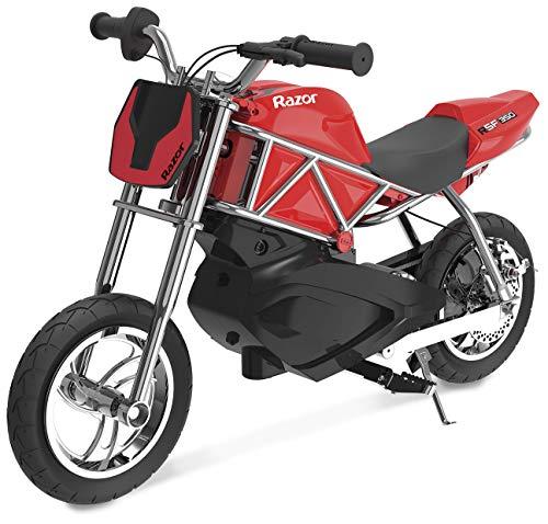 Razor RSF350, Electric Motorcycle, Moto Eléctrica, 13+, 64 kg
