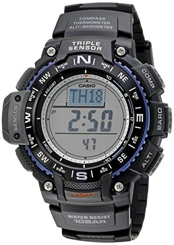 Reloj Casio Analógico con sensor triple para Hombres 55mm