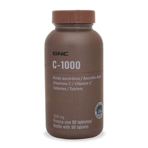 GNC Vitamina C 1000 mg