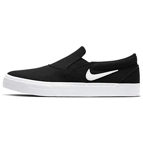 Nike Sb Charge Ct3523-001 - Zapatillas de skate para hombre, negro/blanco , 10