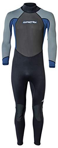 Hyperflex XA832MB-46-XL Men's Access 3/2mm Full Suit, X-Large, Blue