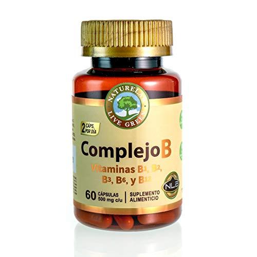 Naturelab Complejo B Balance C - 60 Cápsulas de 500 mg c/u