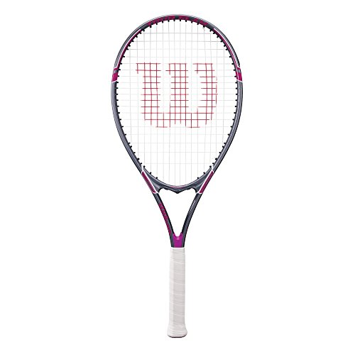 Wilson Tour Slam - Raqueta de Tenis para Adultos, 4 1/4 Pulgadas, Color Morado