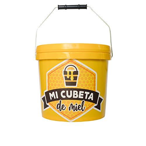 MI CUBETA DE MIEL de abejas (6 kg) | 100% NATURAL |