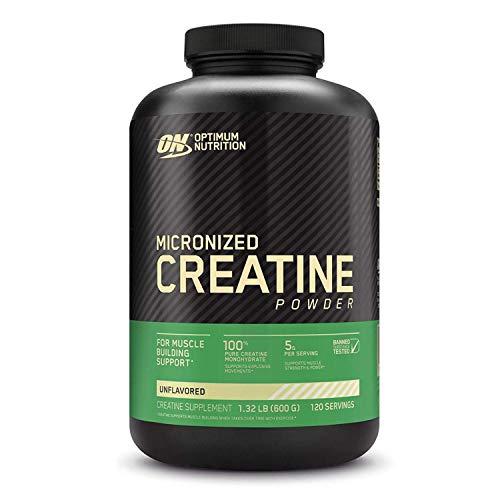 Optimum Nutrition Creatine Powder, 600 g
