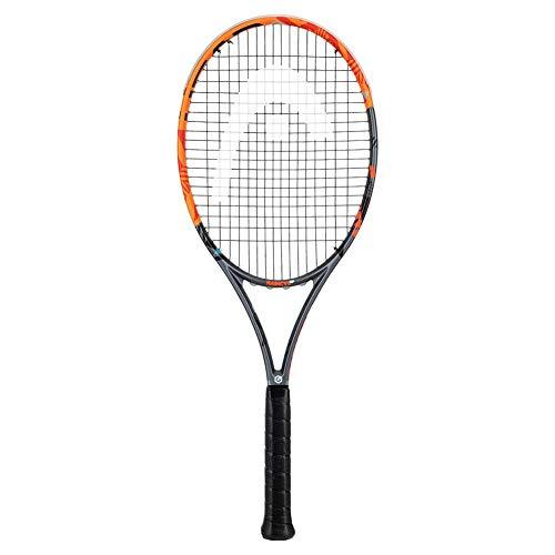 HEAD Graphene XT Radical MP - Raqueta de Tenis (27 Pulgadas, Mango de 4 3/8)