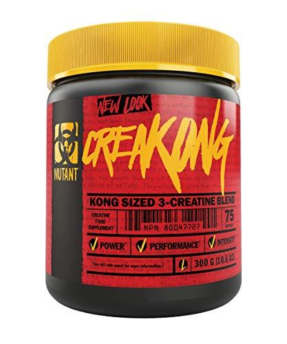 Mutant Creakong Beast Creatine Supplement, 300 Gram by Mutant